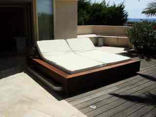 lit exterieur jardin awesome salon de detente exterieur best jardin bas aluminium castorama. Black Bedroom Furniture Sets. Home Design Ideas